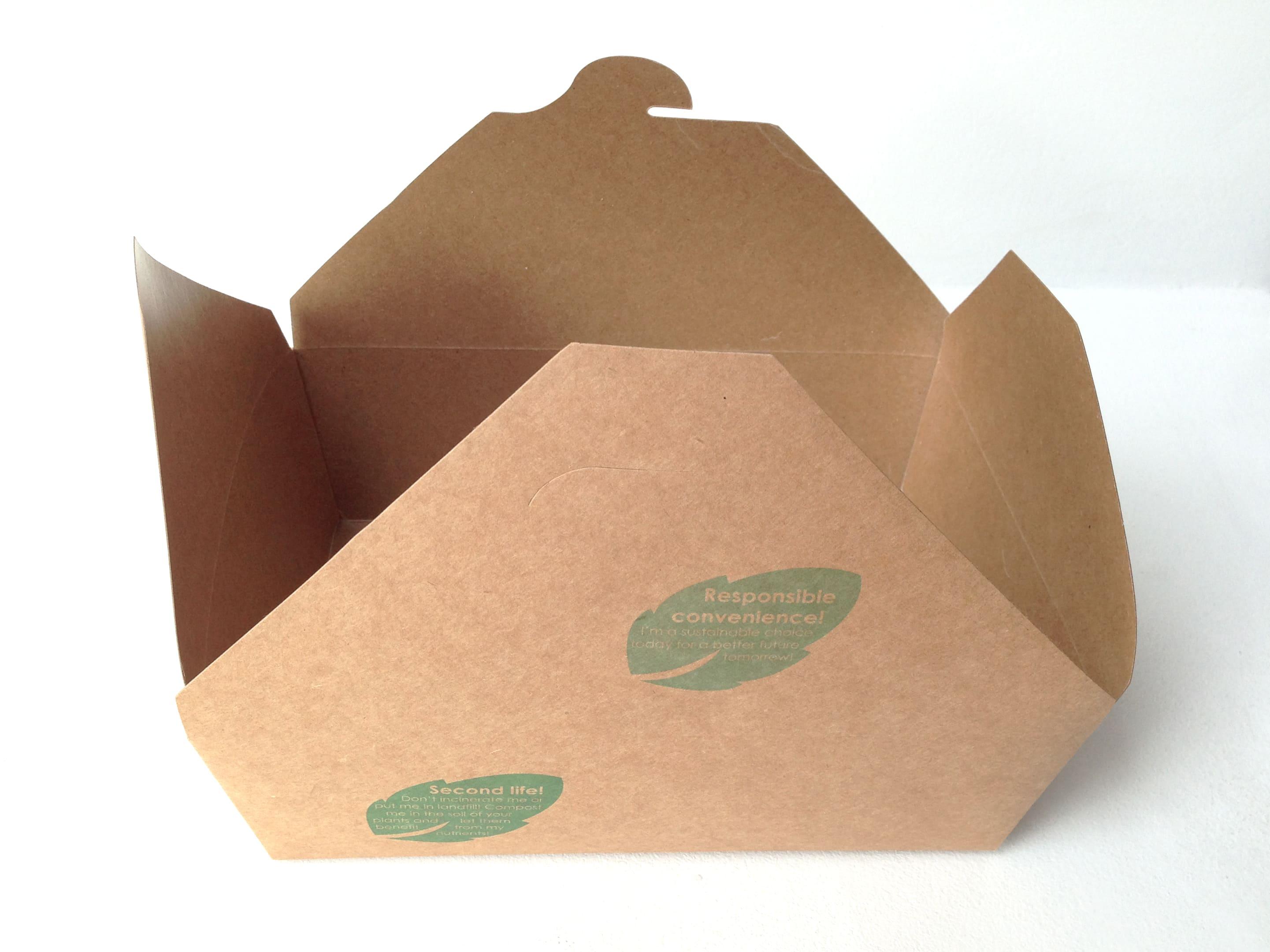 Foodbox open